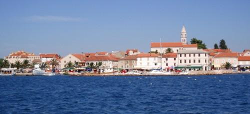 Biograd en Croatie