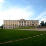 Slottsparken d'Oslo