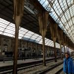 Gare de train de Nice