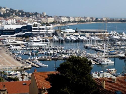 Marina de Cannes