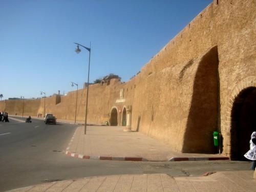 Remparts de El Jadida au...<br><br><center><script async src=
