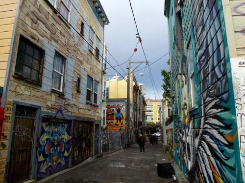 Le Quartier Mission de San Francisco