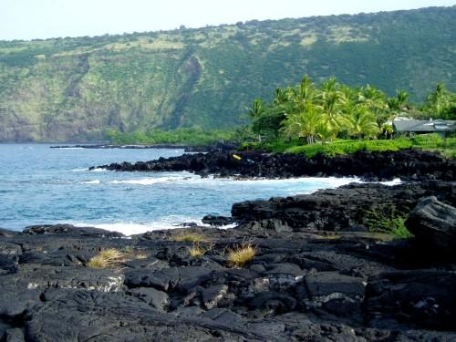 L'ile d'Hawaii