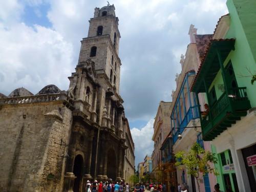 L'Église principale de la Havane