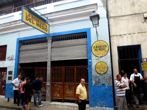 La Bodeguita del Medio, La Havane