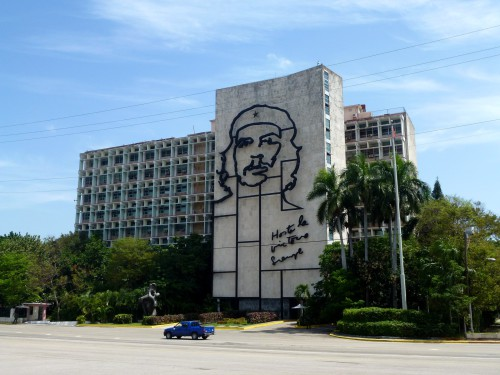 Place de la Révolution, La Havane