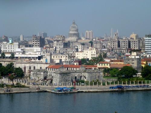 Vue sur La Havane