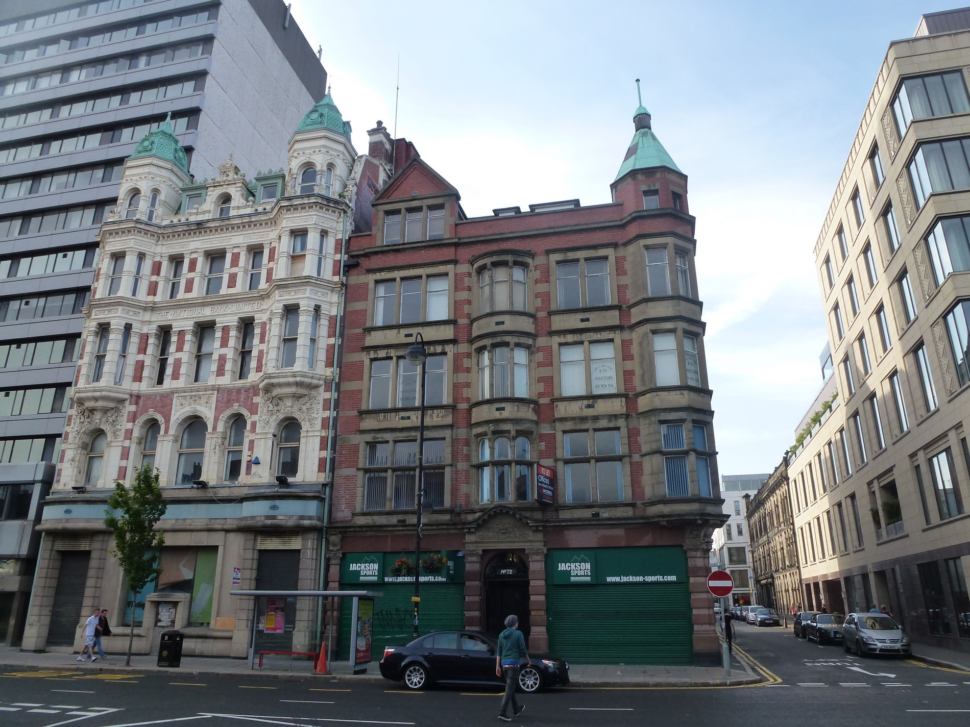 Visiter belfast en irlande du nord tourisme voyage for Architecture victorienne