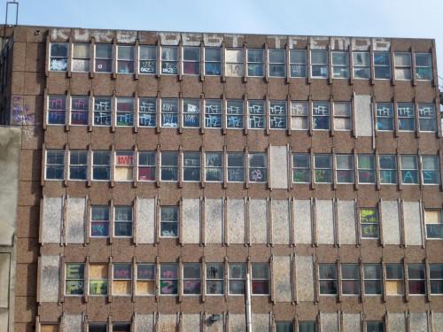 Batiment abandonné Belfast