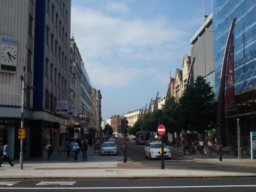 Centre de Belfast