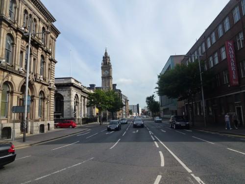 La tour de Belfast