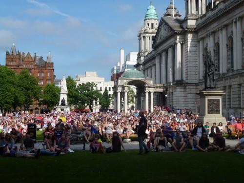 Rassemblement Belfast