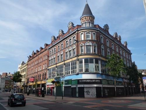 l'architecture de Belfast