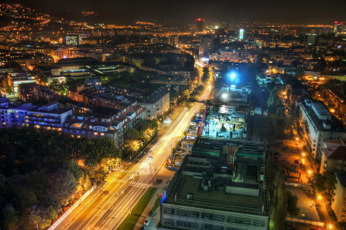 Les rues de Bratislava