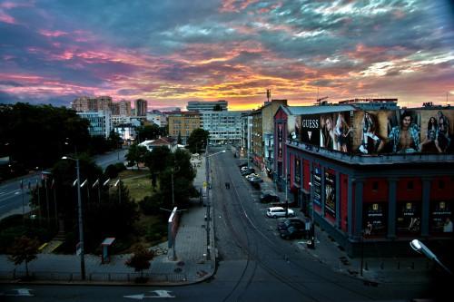 Sofia la capitale de la Bulgarie