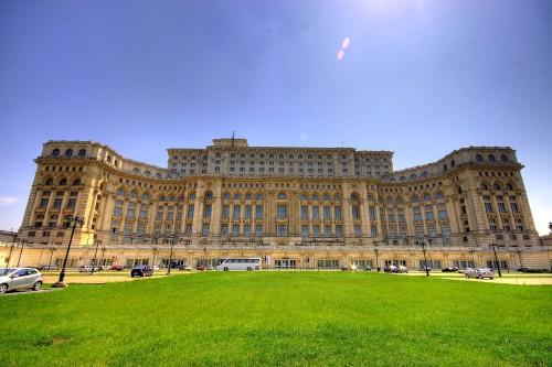 Palais du Parlement (Bucarest)