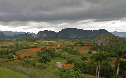 Réserves naturelles Cuba