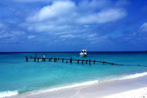 Une plage de Cuba